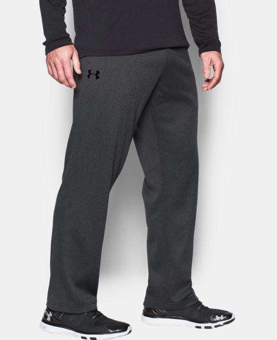 Men's Armour® Fleece In The Zone Pants  3 Colors $44.99 to $59.99