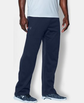 Men's Armour® Fleece In The Zone Pants LIMITED TIME: FREE U.S. SHIPPING 1 Color $39.99