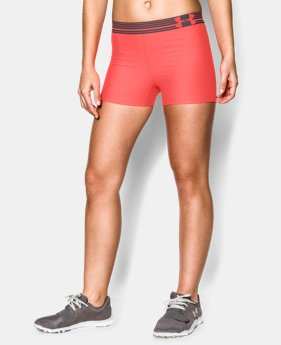 Women's UA HeatGear® Alpha Shorty LIMITED TIME: FREE SHIPPING  $24.99