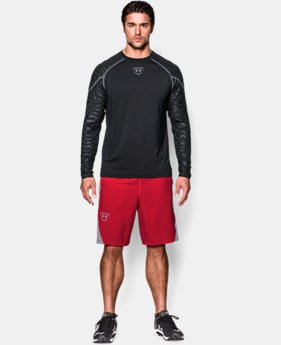 Men's UA Diamond Armour Long Sleeve Shirt