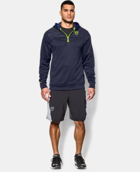 Men's UA CTG ¼ Zip Hoodie LIMITED TIME: FREE U.S. SHIPPING  $51.99