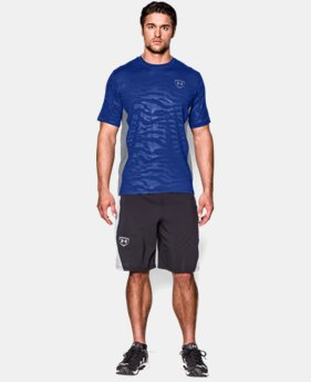 Men's UA Diamond Armour Short Sleeve Shirt LIMITED TIME: FREE U.S. SHIPPING  $23.99