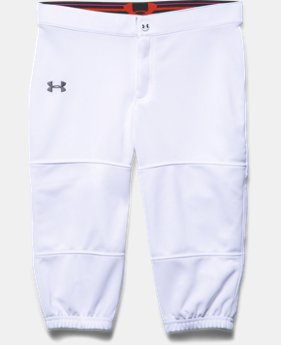 Girls' UA Strike Zone Softball Pant