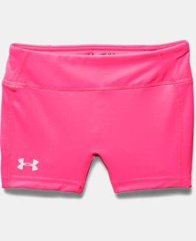 "Girls' UA 3"" Volleyball Shorts"