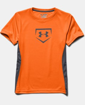 Boys' UA CTG Show Me Sweat T-Shirt