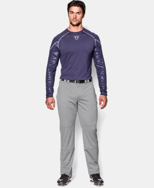 Men's UA Double Threat Baseball Pants LIMITED TIME: FREE U.S. SHIPPING 1 Color $26.99