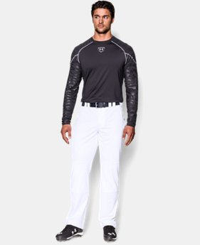 Men's UA Double Threat Baseball Pants
