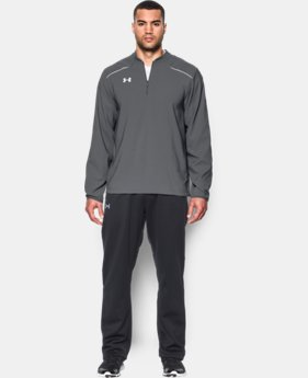 New Arrival Men's UA Ultimate Cage Team Jacket  2 Colors $64.99
