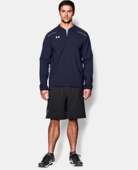 Men's UA Ultimate Cage Team Jacket  1  Color Available $64.99