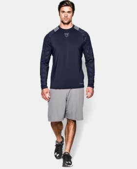 Men's UA Undeniable Baseball Long Sleeve Shirt