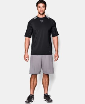 Men's UA Undeniable Baseball Short Sleeve Shirt LIMITED TIME: FREE U.S. SHIPPING 1 Color $29.99
