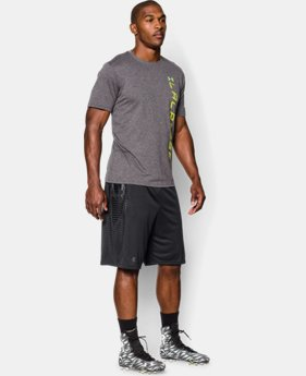 Men's UA Lacrosse Knit Shorts