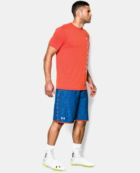 Men's UA Lacrosse Woven Shorts  1 Color $29.99