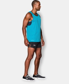 Men's UA Launch Split Run Shorts  1 Color $20.24