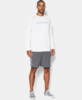 Men's UA Launch 2-in-1 Run Shorts