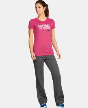 Women's UA Freedom Support T-Shirt LIMITED TIME: FREE U.S. SHIPPING 1 Color $14.99