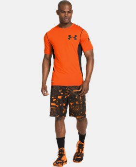 Men's UA Tough Mudder Obstacle Fitted Short Sleeve LIMITED TIME: FREE U.S. SHIPPING 1 Color $29.99