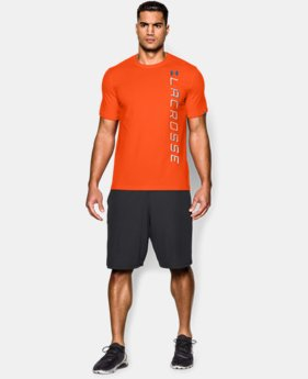 Men's UA Lacrosse Wordmark T-Shirt