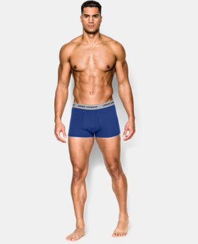 "Men's Charged Cotton® Stretch 3"" Boxerjock® 3-Pack"