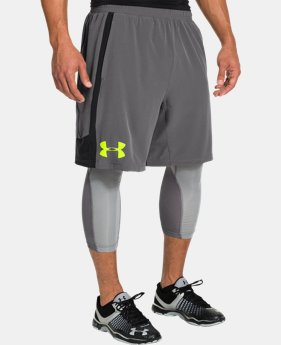 Men's UA Combine® Training Woven Shorts  1 Color $36.99