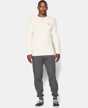Men's UA Amplify Thermal Crew  1 Color $23.99 to $39.99