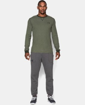 Men's UA Amplify Thermal Crew  2 Colors $23.99 to $39.99