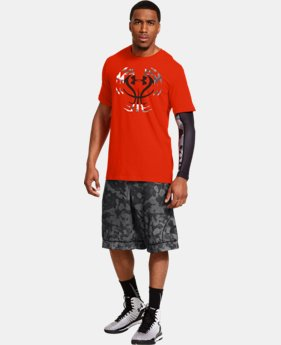 Men's UA Freight Game II Printed Shorts
