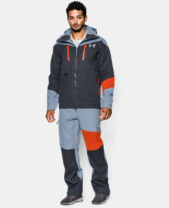 Men's UA Ridge Reaper® Hydro Jacket LIMITED TIME: FREE U.S. SHIPPING 1 Color $299.99