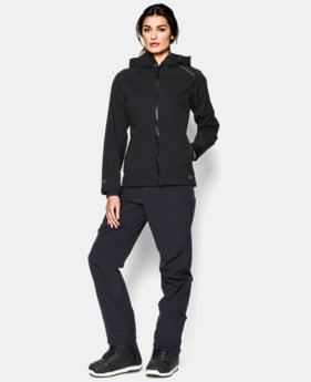Women's UA ArmourStorm® Stretch Waterproof Jacket