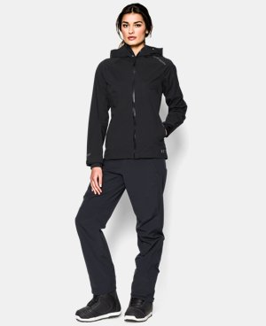 Women's UA ArmourStorm® Stretch Waterproof Jacket LIMITED TIME: FREE U.S. SHIPPING 1 Color $149.99
