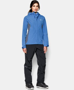 Women's UA ArmourStorm® Sonar Waterproof Jacket LIMITED TIME: FREE U.S. SHIPPING 1 Color $71.24 to $94.99
