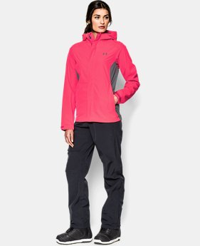 Women's UA ArmourStorm® Sonar Waterproof Jacket  1 Color $94.99