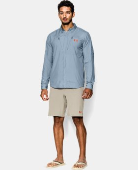 Men's UA Ridge Reaper® Hydro Shirt  1 Color $89.99