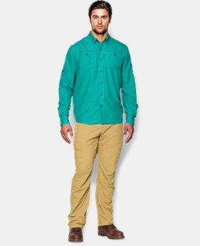 Men's UA Chesapeake Long Sleeve Shirt  3 Colors $41.99