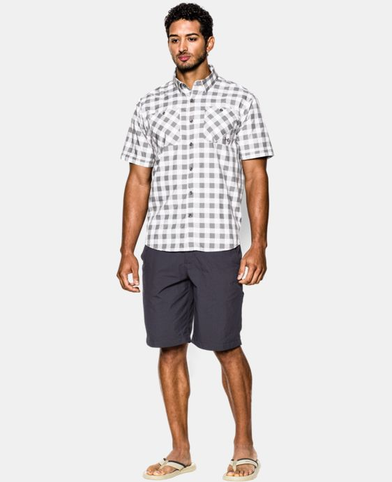 Men's UA Chesapeake Patterned Short Sleeve Shirt LIMITED TIME: FREE U.S. SHIPPING  $39.74 to $52.99