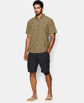 Men's UA Chesapeake Short Sleeve Shirt  1 Color $35.99 to $44.99