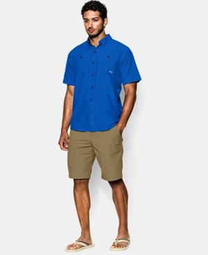 Men's UA Chesapeake Short Sleeve Shirt  2 Colors $33.74 to $35.99