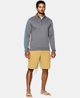 Men's UA Iso-Chill Element ¼ Zip