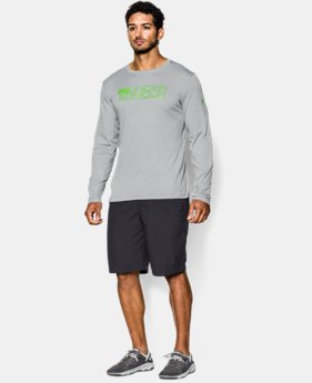 Men's UA Iso-Chill Element Long Sleeve Shirt LIMITED TIME: FREE U.S. SHIPPING 1 Color $49.99