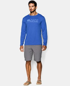 Men's UA Iso-Chill Element Long Sleeve Shirt LIMITED TIME: FREE U.S. SHIPPING  $37.99