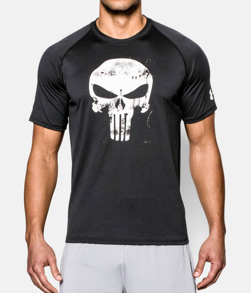 Men 39 s under armour alter ego punisher t shirt under for Under armour i will shirt