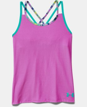 Girls' UA Elevate Tank