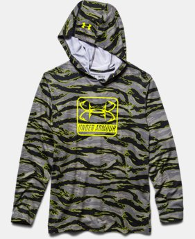 Boys' UA Iso-Chill Element Hoodie