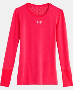 Girls' UA ColdGear® Infrared Crew