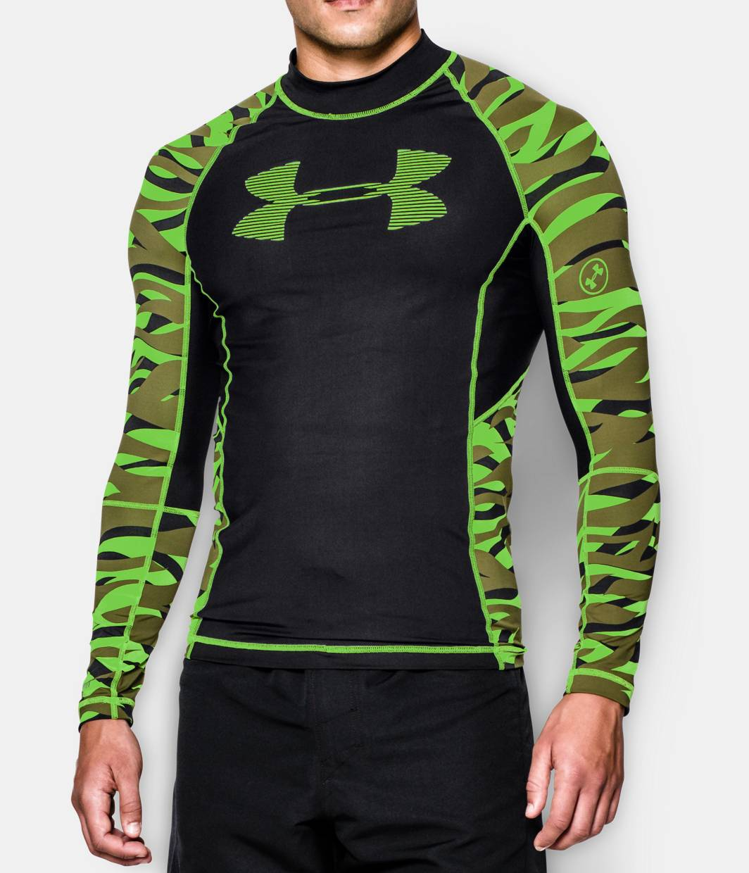 men s ua ex helios rashguard under armour us