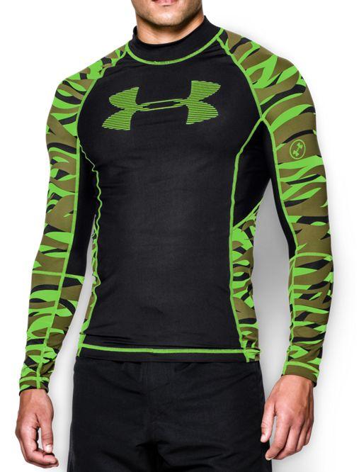 ef27f474c53 Men s UA HeatGear® Armour Long Sleeve Compression Shirt