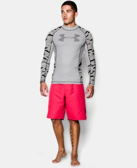 Men's UA Ex-Helios Rashguard LIMITED TIME: FREE U.S. SHIPPING 1 Color $35.99 to $44.99