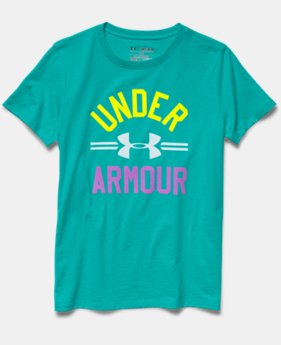 Girls' UA Under Armour T-Shirt