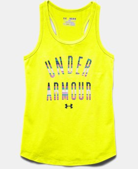 Girls' UA Under Armour Tank