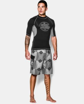 Men's UA Ames Rashguard LIMITED TIME: FREE U.S. SHIPPING 1 Color $29.99